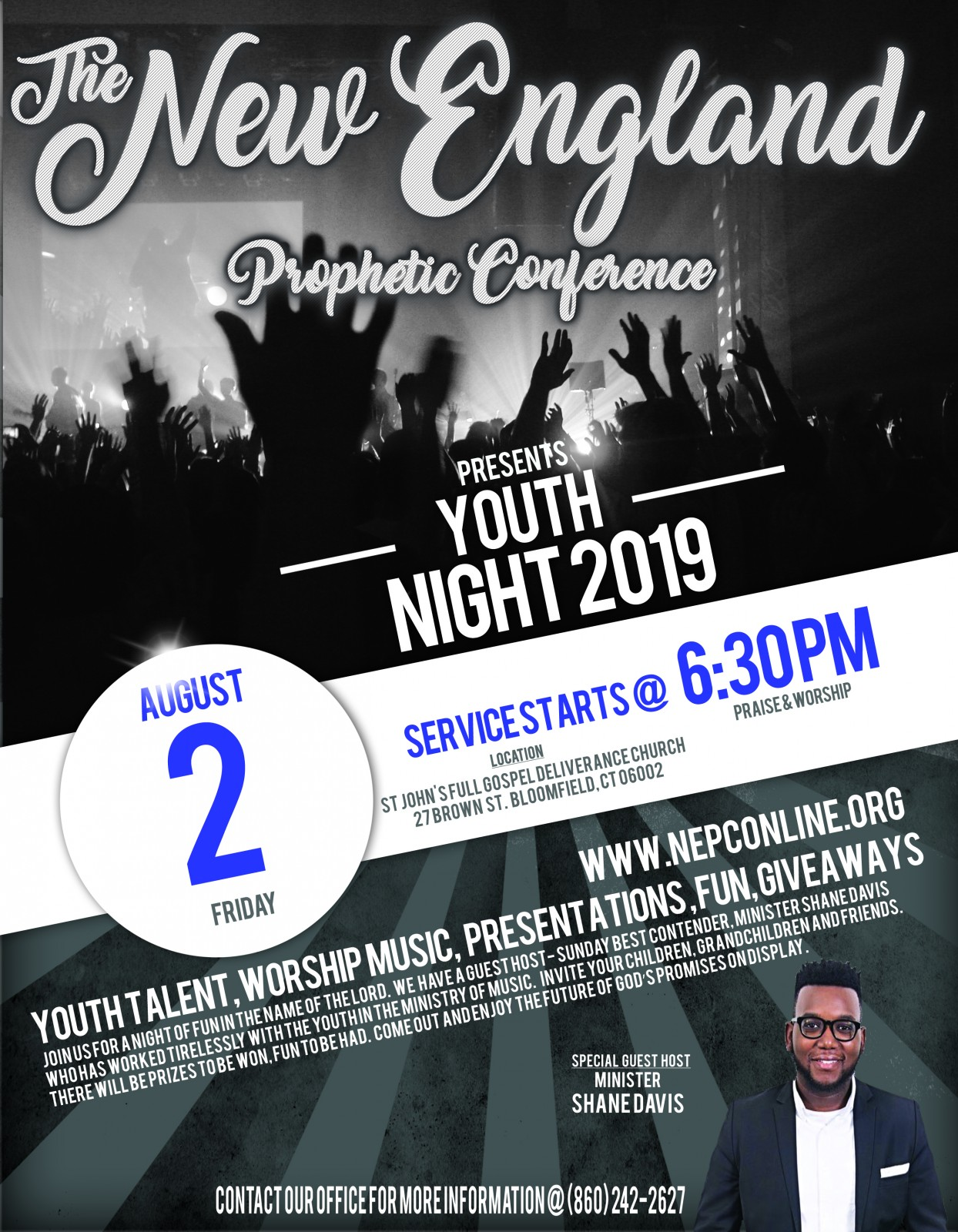 Conference Youth Night 2019
